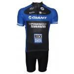 Conjunto Bermuda e Camisa Pro Tour Giant Azul