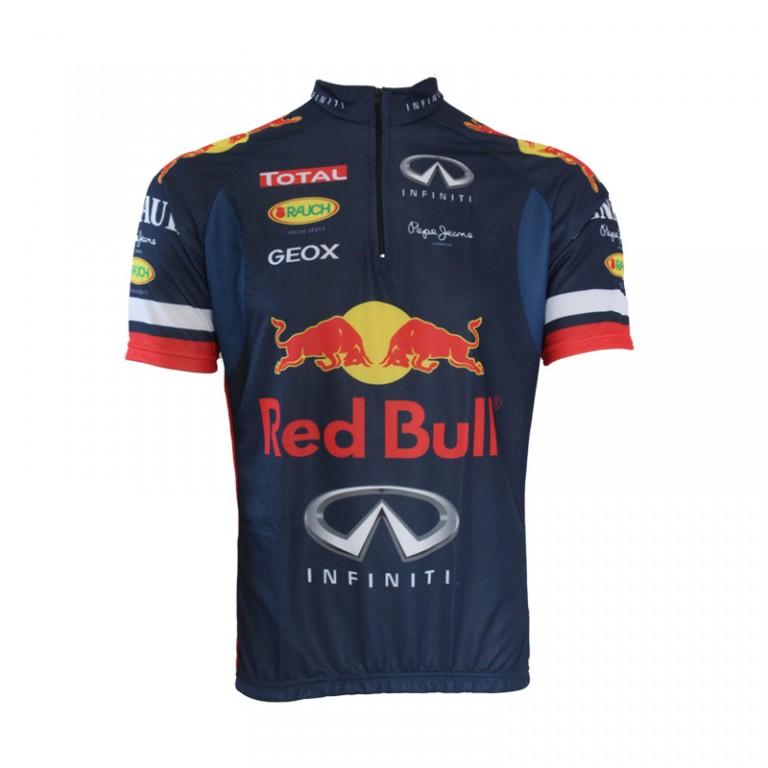 Roupas para Ciclismo - A WebStore do Ciclista Camisa Pro Tour Red Bull fa458bdb316