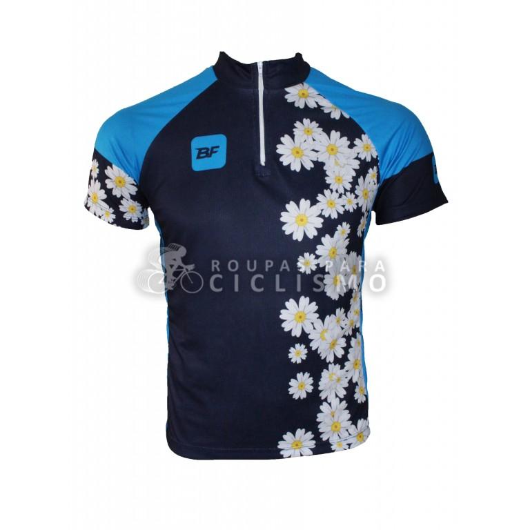 Camisa Feminina BeFast Margaridas