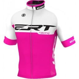 Camisa ERT Elite Racing Rosa