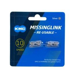 Conector Corrente 10 velocidades KMC
