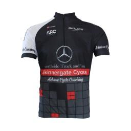 Camisa Pro Tour Mercedes Benz