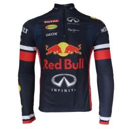 Camisa Manga Longa Pro Tour Red Bull