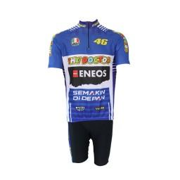 Conjunto Bermuda e Camisa Pro Tour Valentino Rossi