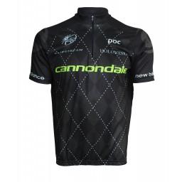 Camisa Pro Tour Cannondale Black Edition