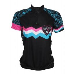 Camisa Feminina BeFast Heart Preta