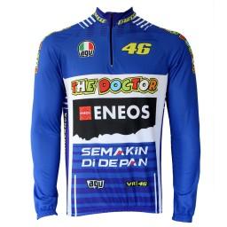 Camisa Manga Longa Pro Tour Valentino Rossi