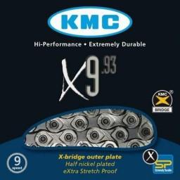Corrente Fina 116 Elo X-9 KMC