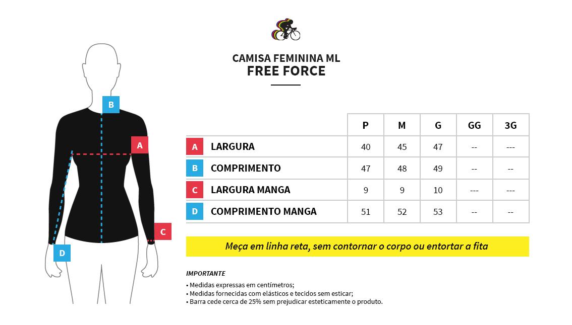 Roupas para Ciclismo - A WebStore do Ciclista Camisa Manga Longa ... 0414cc103d8b8